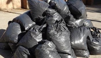 36 afvalvrijwilligers en 12 juli avond over afval in de Symfonie